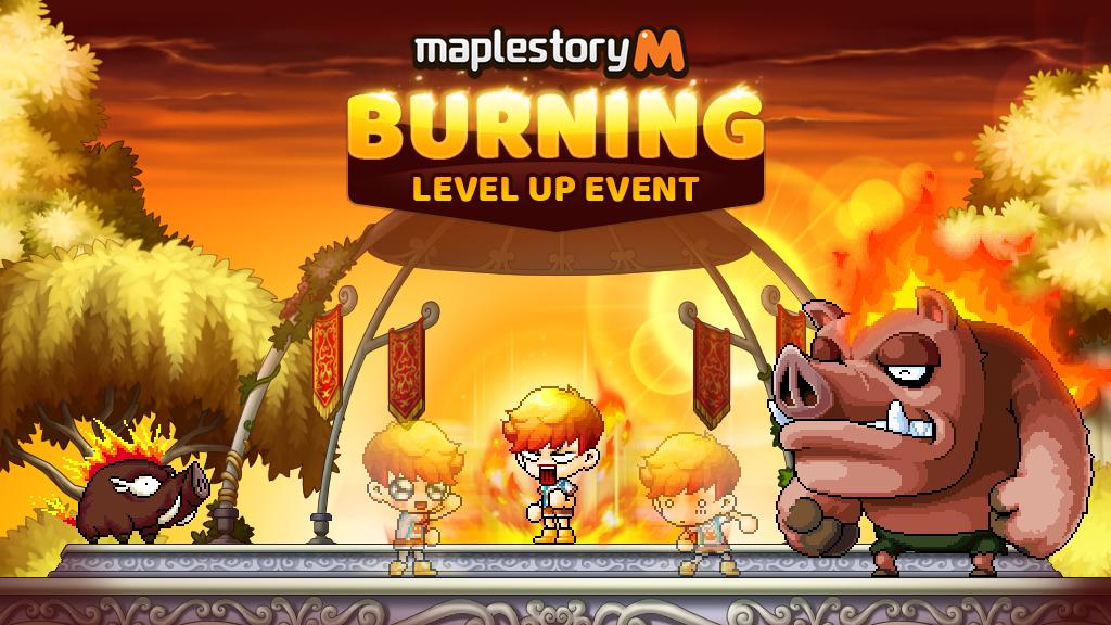 MSMW-155-180910-Burning-Level Up-Event