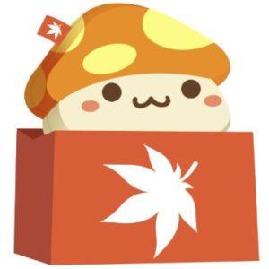 mushroom plush icon